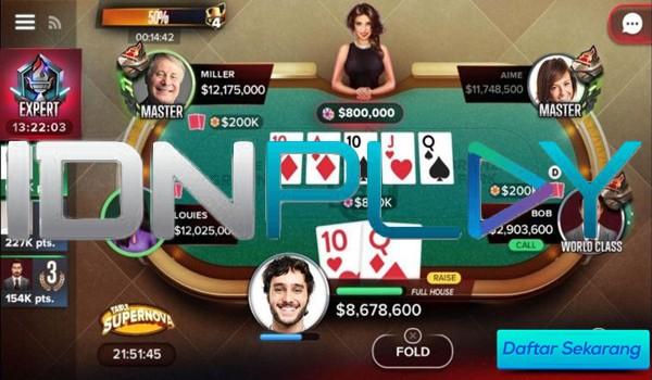 Sejarah Kehadiran Dari Idn Poker Online di Indonesia